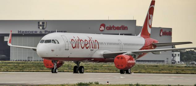 банкротство авиакомпании эйр берлин